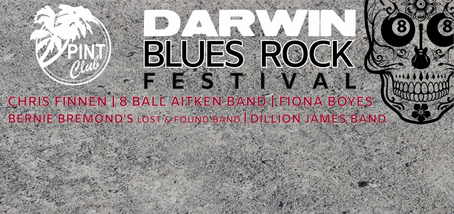 Darwin Blues Rock Festival