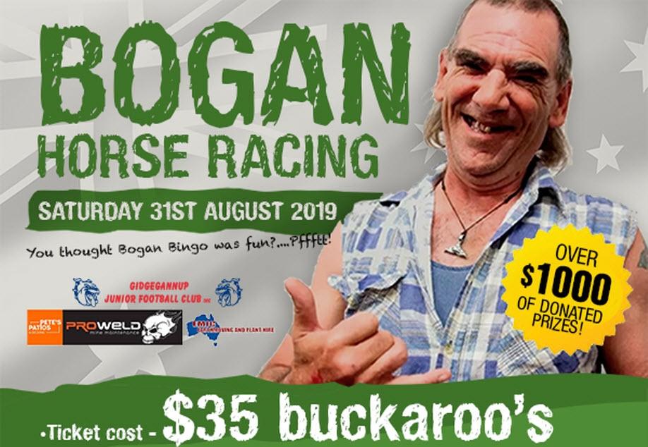 Bogan Horse Racing Fundraiser 2019