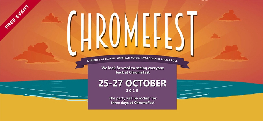 Chromefest | Car & Caravan Registration Page