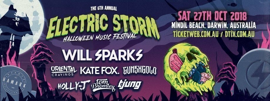 ELECTRIC STORM HALLOWEEN FESTIVAL 2018