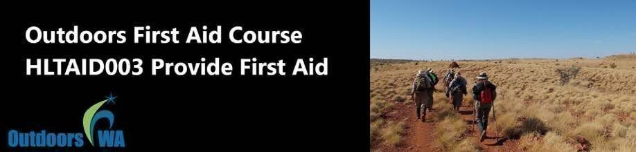 Outdoors First Aid Course