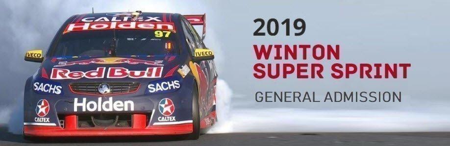 Winton SuperSprint 2019