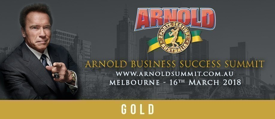 Arnold Business Success Summit | GOLD