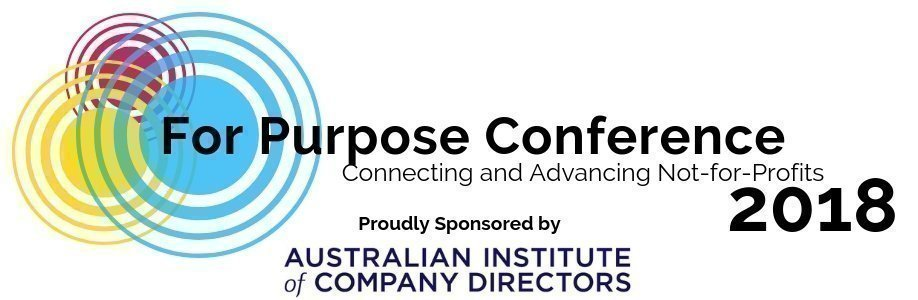 For Purpose Conference 2018