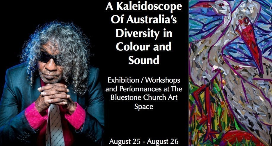 A Kaleidoscope Of Australia's Diversity in Colour and Sound