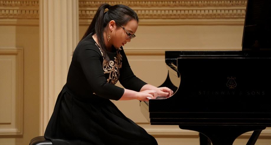 Celine Kang - Concert Pianist