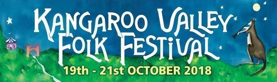 Kangaroo Valley Folk Festival 2018