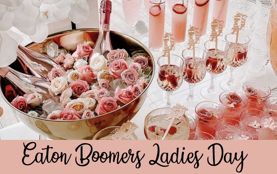 Eaton Boomers Ladies Day 2019