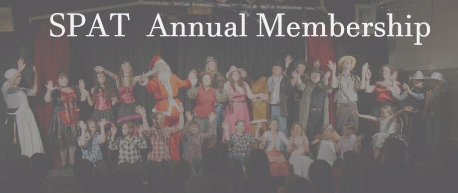 SPAT Annual MEMBERSHIP