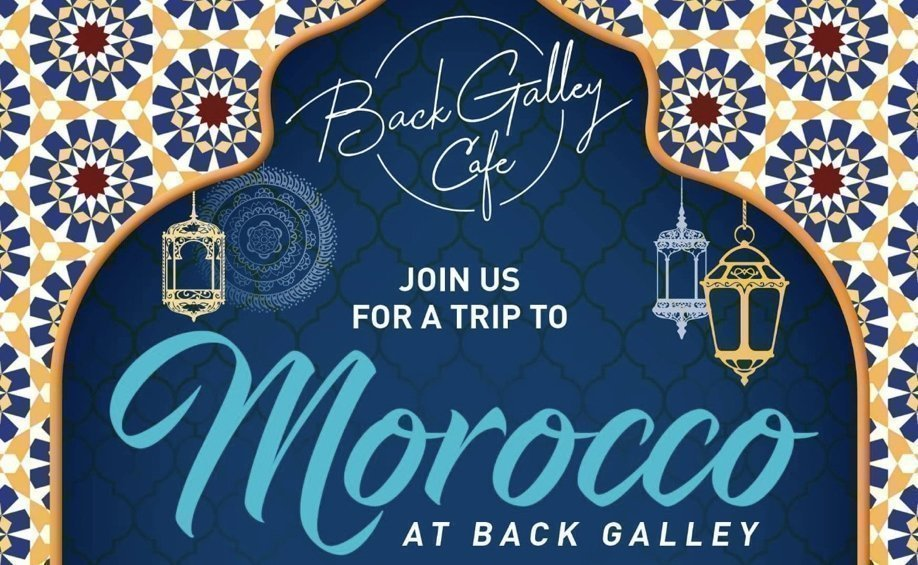Back Galley's trip to Morocco