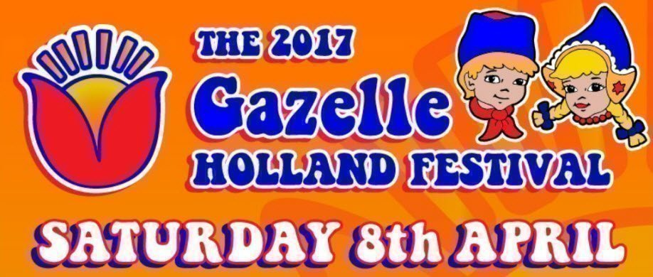 Gazelle Holland Festival