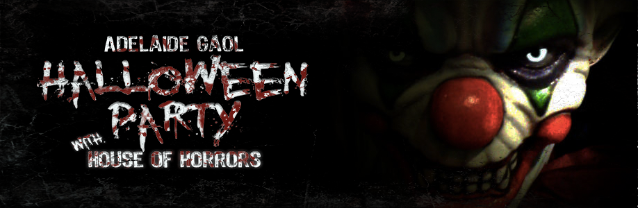 Adelaide Gaol Halloween Horror Party