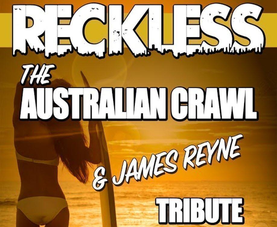 Aussie Crawl Tribute Show