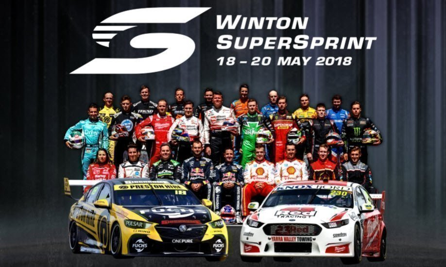 Winton SuperSprint 2018