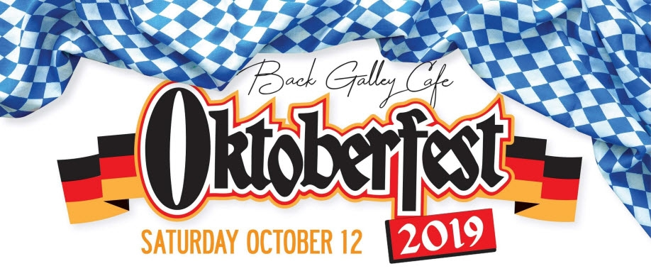 Back Galley's Octoberfest