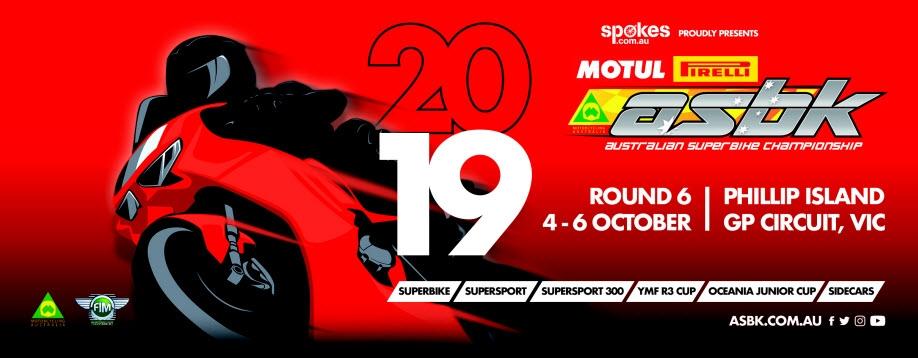 Motul Pirelli Australian Superbike Championship (ASBK) // Rd 6