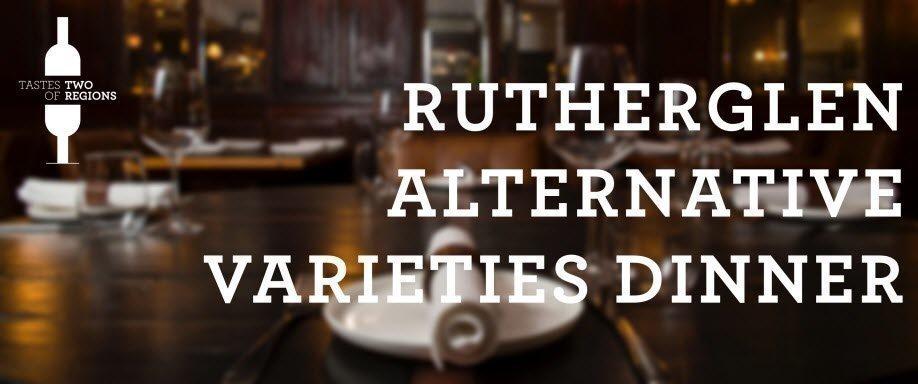 Alternative Varieties Dinner with the Winemakers of Rutherglen