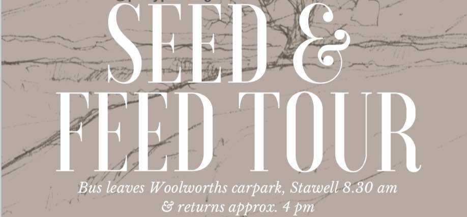 Chicks in the Sticks 'Seed & Feed Tour'