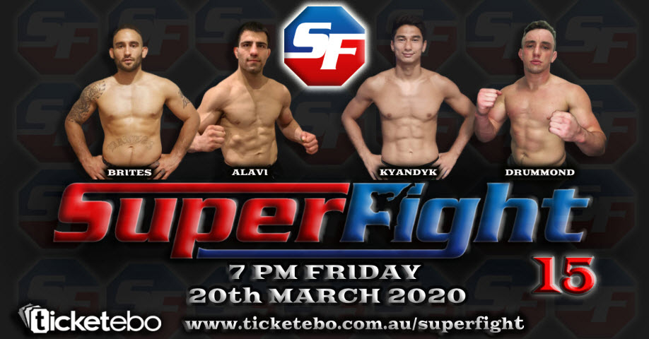 SuperFight 15