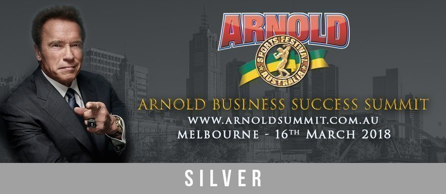 Arnold Business Success Summit | SILVER