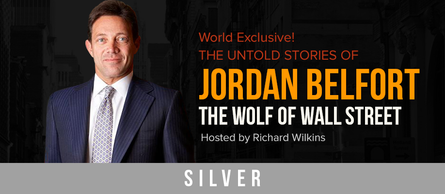 The Untold Stories of Jordan Belfort The Wolf of Wall Street: SILVER