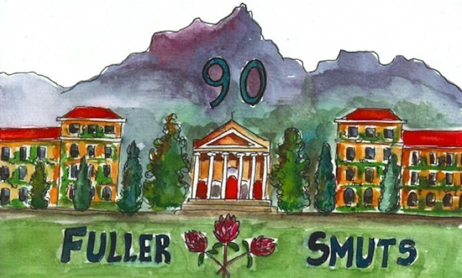 University Of Cape Town Smuts And Fuller Halls 90th