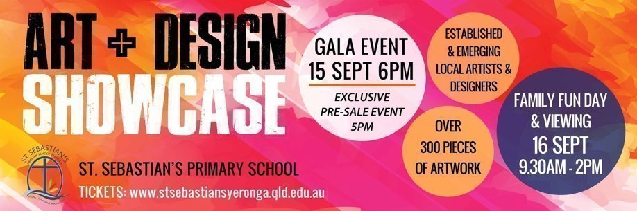 St Sebastian's Art & Design Showcase 2018