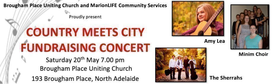 Country Meets City Fundraising Concert