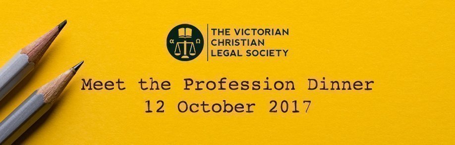 Meet the Profession Dinner 2017