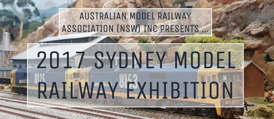 2017 Sydney Model Railway Exhibition