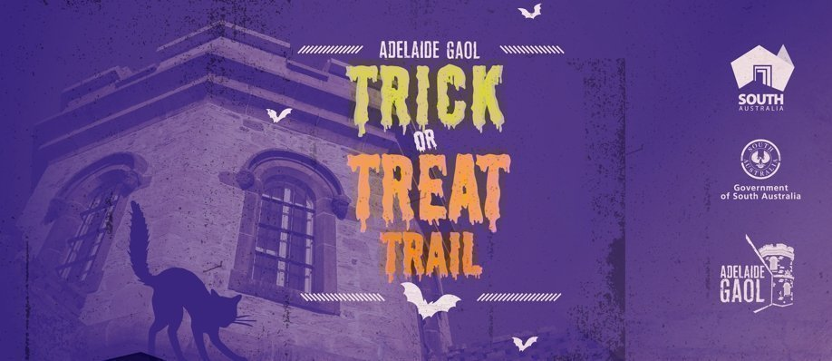 Adelaide Gaol's Trick or Treat Trail
