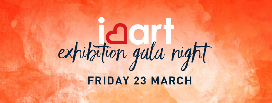 I Heart Art Exhibition Gala Night