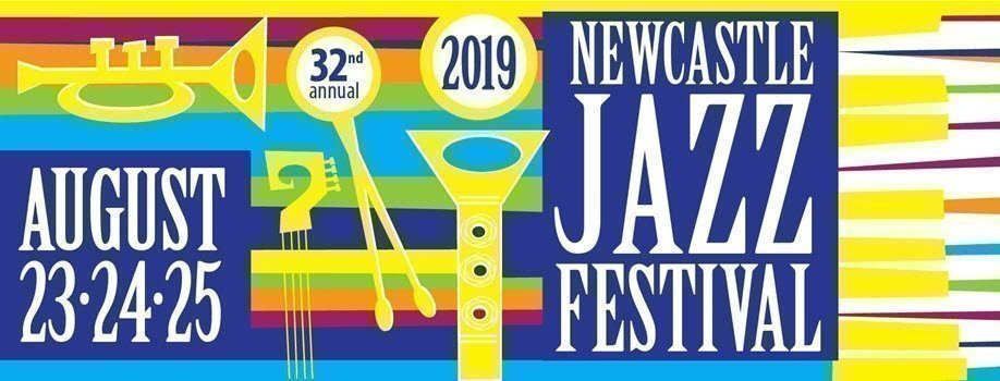The 32nd Newcastle Jazz Festival 2019