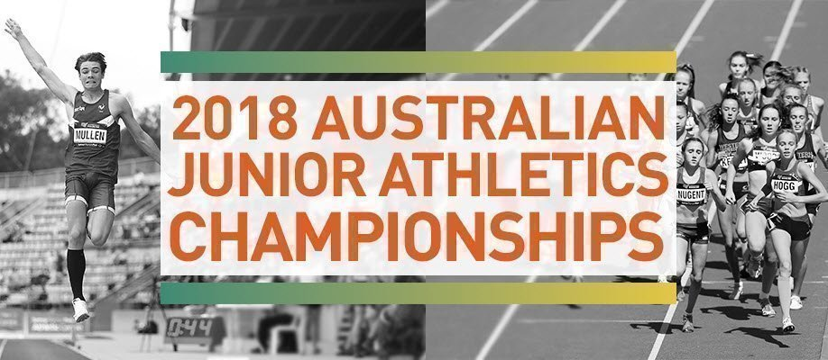 Australian Junior Athletics Championships- Coaches Pass