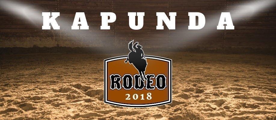 Kapunda Rodeo 2018