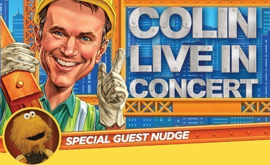 Colin Live in Concert