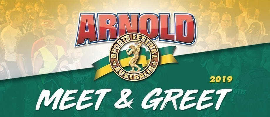 Arnold Sports Festival 2019: Pro Athlete Meet & Greet