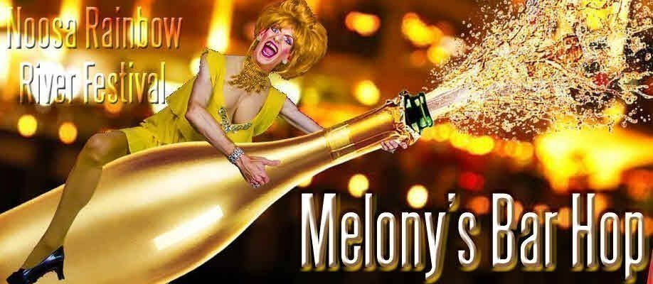 Melony's Bar Hop