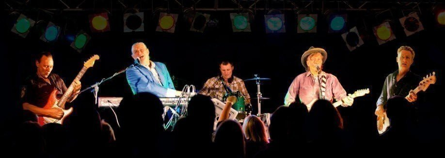 Mental as Anything at Bellarine Estate
