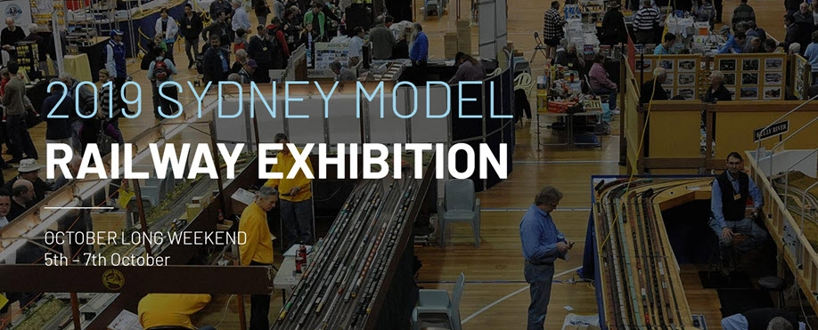 2019 Sydney Model Railway Exhibition