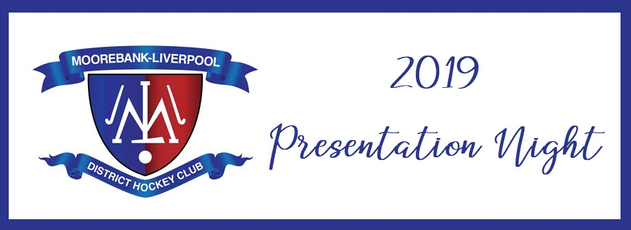 2019 Presentation Night