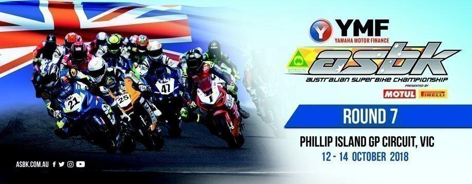 Yamaha Motor Finance Australian Superbike Championship presented by Motul Pirelli / Rd 7