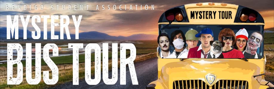 Mystery Bus Tour