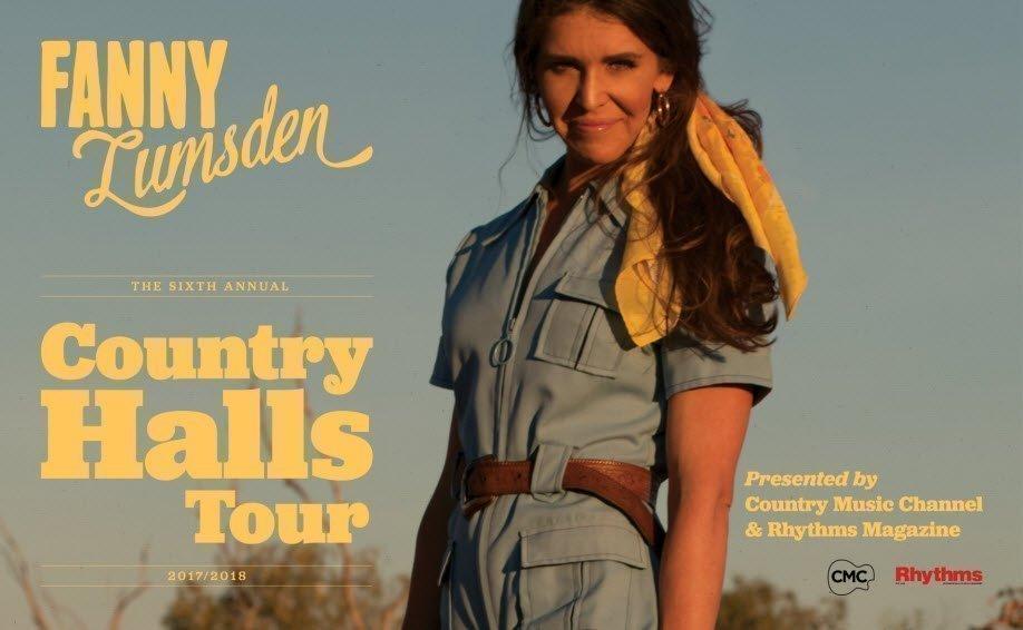 Country Halls Tour - Ben Lomond Hall