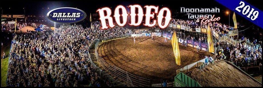 Noonamah Tavern Rodeo: RODEO 3, 2019