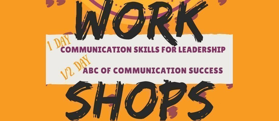 Communication workshops