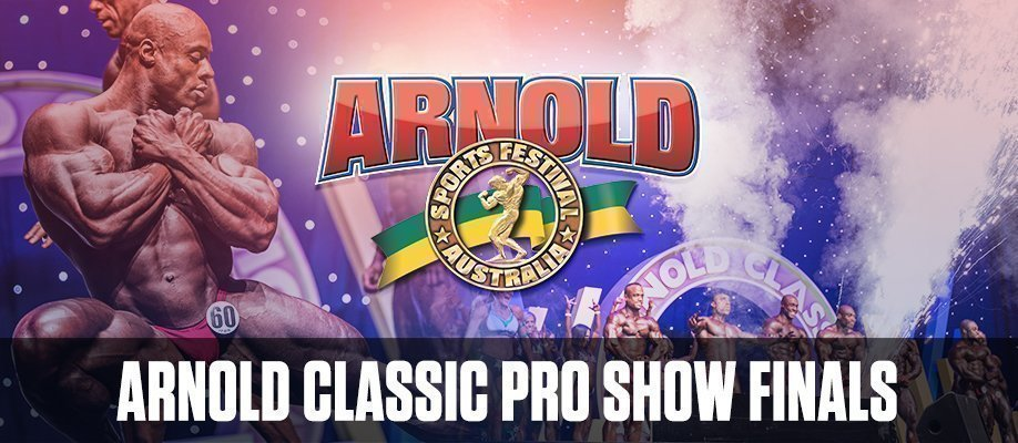 Arnold Classic 2018: Pro Show Finals