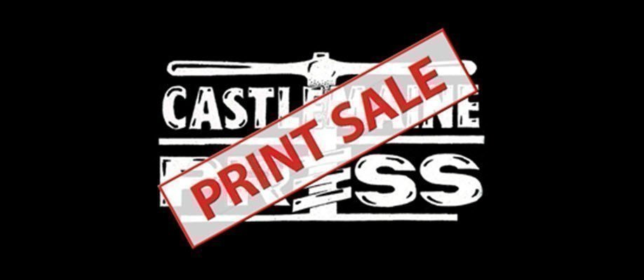 Castlemaine Press 2018 Christmas Print Sale