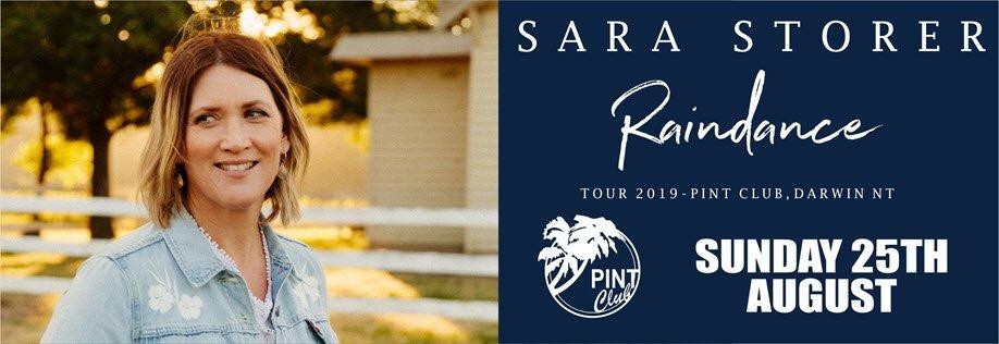 Sara Storer – Raindance Tour
