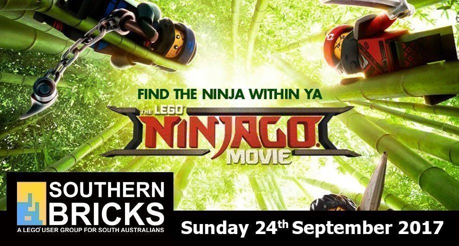 LEGO Ninjago Movie Advanced Screening
